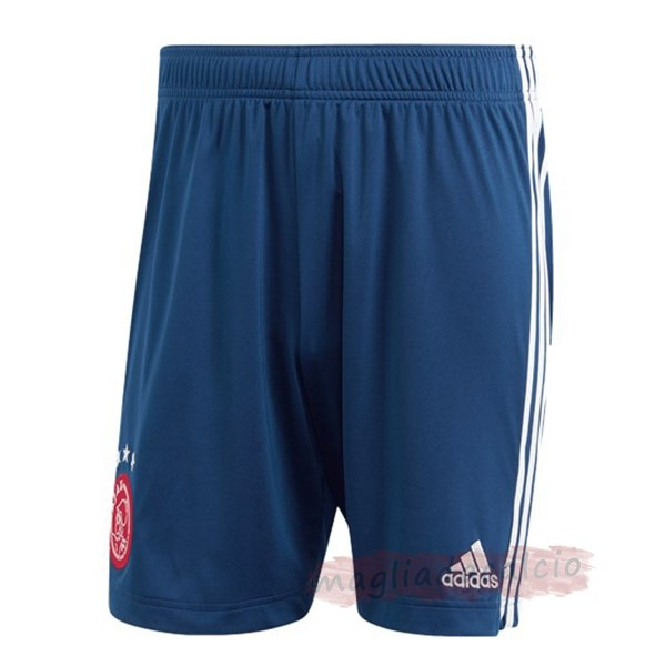 Kit Calcio Offerta adidas Away Pantaloni Ajax 2020 2021 Blu
