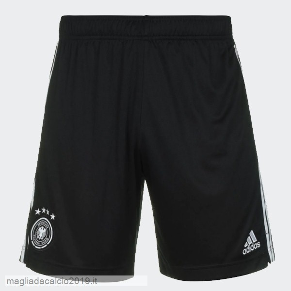 Kit Calcio Offerta adidas Home Pantaloni Germania 2020 Nero