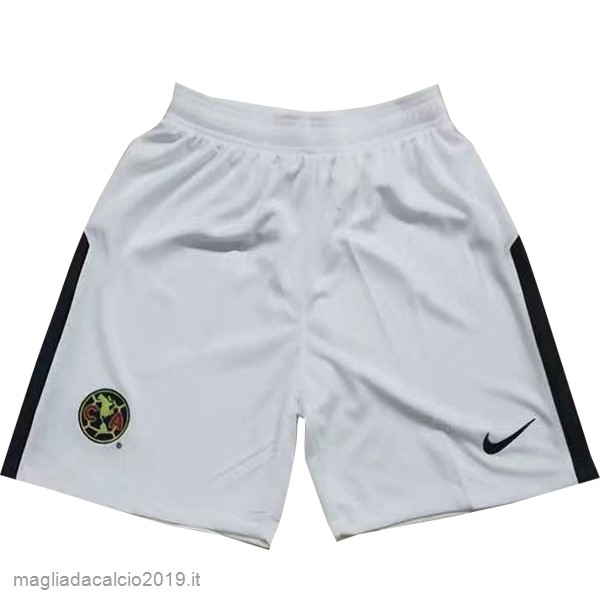 Kit Calcio Offerta Nike Away Pantaloncini Club América 17-18 Bianco