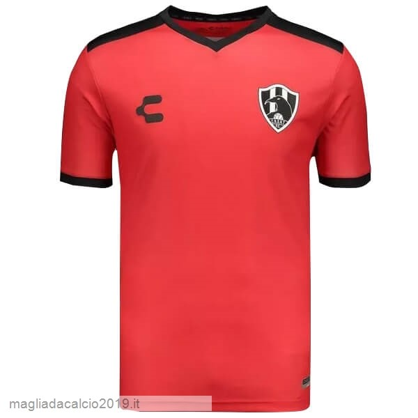 Kit Calcio Offerta Tenis Charly Home Maglia Portiere Cuervos 2019 2020 Rosso