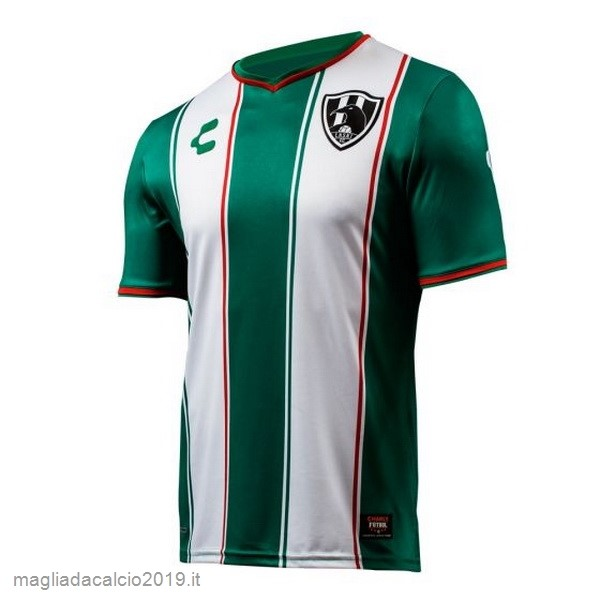 Kit Calcio Offerta Tenis Charly Away Maglia Cuervos 18-19 Verde