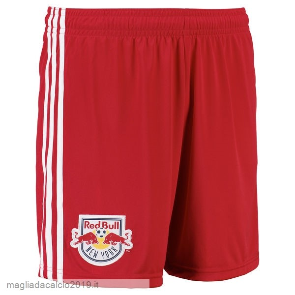 Kit Calcio Offerta adidas Home Pantaloncini New York Red Bulls 17-18 Rosso