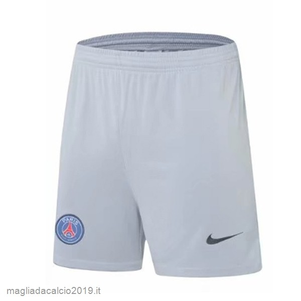 Kit Calcio Offerta Nike Home Pantaloni Portiere Paris Saint Germain 2019 2020 Grigio