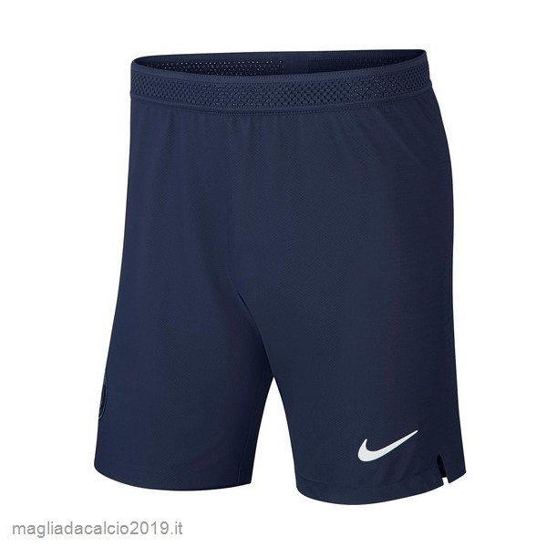 Kit Calcio Offerta Nike Home Pantaloni Paris Saint Germain 2019 2020 Blu