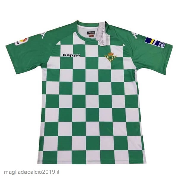 Kit Calcio Offerta Kappa Édition commémorative Maglia Real Betis 2019 2020 Verde